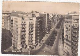 612 ROMA VIALE DELLE PROVINCIE ANIMATA 1959 - Roma