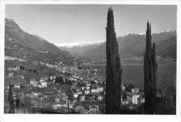 Cartolina Lovere Lago D'Iseo Panorama - Bergamo