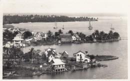 St. Andrews Island, San Andres Near Panama & Nicaraugua, C1940s Vintage Real Photo Postcard - Colombia