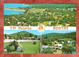 Rovinj, EF Gebaeude, Nach Starnberg 1981 (46023) - Croatia