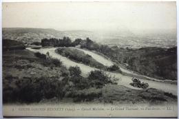 COUPE GORDON BENNETT (1905) - CIRCUIT MICHELIN - LE GRAND TOURNANT VU D'AU DESSUS - Unclassified