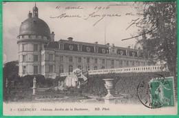 36 - Valençay - Château - Jardin De La Duchesse - Editeur: ND Phot N°3 - Frankreich