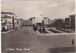 621  LATINA PIAZZA LIBERTA' 1950 CIRCA - Latina