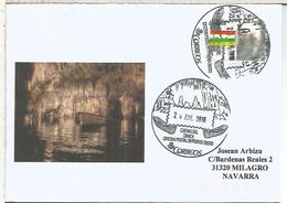 PORTO CRISTO CC CON MAT CUEVAS DEL DRACH MAT TIPO II 45MM CAVE GEOLOGIA GEOLOGY - Géologie