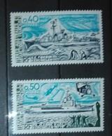 TAAF Année 1978 Y&T 74-75 Neuf  MUH Mint - Terres Australes Et Antarctiques Françaises (TAAF)