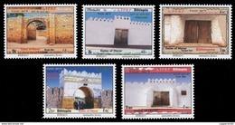 (470) Ethiopia / Ethiopie  Gates Of Harar / 2017 / Stadttore  ** / Mnh  Michel 1989-93 - Ethiopie