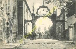 18.  HENRICHEMONT .  Comice 1908 . - Henrichemont
