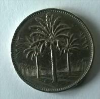 Monnaie - Irak - 50 Fils - 1972 - 1392 - TTB - - Iraq