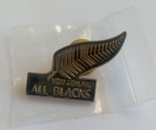 Pin's - Rugby - ALL BLACKS - NEW ZEALAND - Neuf - - Rugby