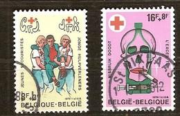 Belgie Belgique 1979 Ocbnr. 1921-22 (°) Oblitéré Used - Belgique