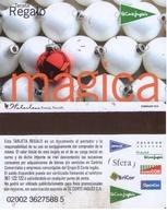 TARJETA REGALO DE ESPAÑA, GIFT CARD. EL CORTE INGLES. 015. - Tarjetas De Regalo