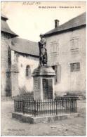 19 SAINT-JAL - Monument Aux Morts - Otros Municipios