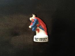 Fève Superman - Strips