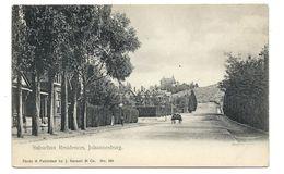 JOHANNESBURG - Before 1904 - Südafrika