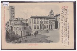 AREZZO - B ( TROU D'EPINGLE COIN BAS DROIT ) - Arezzo
