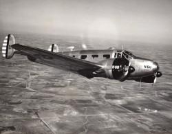 US Army Militaria Avion De Transport Aircraft N-68 391 ED Ancienne Photo 1950's - Aviation