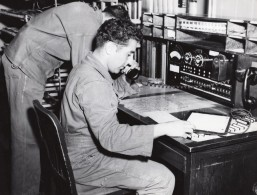 Texas Randolph Air Force Base Standard Téléphonique Ancienne Photo 1960's - War, Military