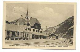INNSBRUCK - Die Neue Bahn - Scharnitz - Innsbruck