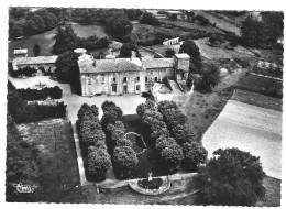07 ARDECHE  Vue Aérienne Du Chateau De Soras à St CYR Les ANNONAY - Autres Communes