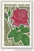 N° 1356 Roses Faciale  0,20 F - Ungebraucht