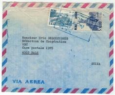 Pérou // Lettre Pour La Suisse - Pérou
