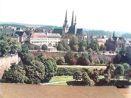 LUXEMBURG CHATEDRALE  VB1967 GN21138 - Lussemburgo - Città