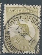 Australie 5a - 1913-48 Kangaroos
