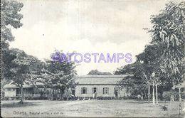 86224 AFRICA GUINEA BISSAU BOLAMA HOSPITAL MILITAR & CIVIL POSTAL POSTCARD - Guinea-Bissau