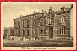 -- DOUR - MAISON COMMUNALE Et JUSTICE DE PAIX -- - Dour