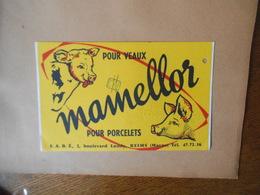 MAMELLOR POUR VEAUX POUR PORCELETS S.A.B.E 2 BOULEVARD LUNDY REIMS - Animaux