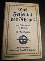 Das Felsental Des Rheins Von Rüdesheim Bis Koblenz - Non Classificati