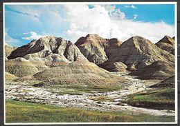 South Dakota, Badlands. Unused - Verenigde Staten