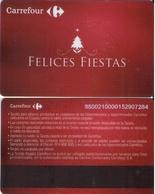 TARJETA REGALO DE ESPAÑA, GIFT CARD. CARREFOUR. 035. - Tarjetas De Regalo