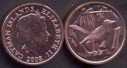 Cayman Islands 1 Cent 2008 UNC - Cayman Islands