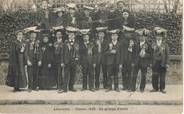 ALFORTVILLE ( Val De Marne ) - CLASSE 1905 - Un Groupe D'Amis - Animée - Alfortville