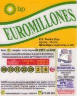 TARJETA REGALO DE ESPAÑA, GIFT CARD. EUROMILLONES. 059. - Tarjetas De Regalo
