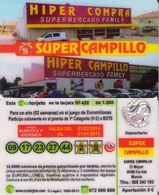 TARJETA REGALO DE ESPAÑA, GIFT CARD. EUROMILLONES. 060. - Tarjetas De Regalo