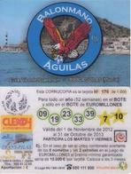 TARJETA REGALO DE ESPAÑA, GIFT CARD. EUROMILLONES. 061. - Tarjetas De Regalo