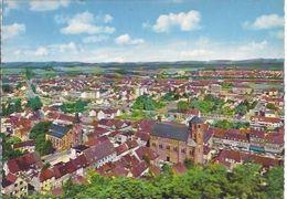 Homburg Saar- Gesamtansicht - Blick Vom Schloßberg    **AK91301** - Saarpfalz-Kreis