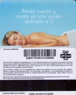 TARJETA REGALO DE ESPAÑA, GIFT CARD. TERMAL. 064. - Tarjetas De Regalo