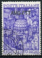 Italy (Trieste) 1950 20 L Cathederal Issue #74 - 7. Trieste