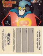 TARJETA REGALO DE ITALIA, GIFT CARD. ATW, CAPITAN CARD. 022. - Tarjetas De Regalo