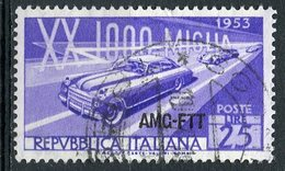 Italy (Trieste) 1953 25 L Race Cars Issue #166 - 7. Trieste