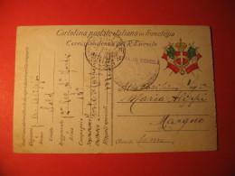 CARTOLINA   POSTALE  IN FRANCHIGIA  MESTRE    - D  3094 - Italie