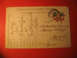 CARTOLINA   POSTALE  IN FRANCHIGIA   MESTRE  - D  3098 - Italie