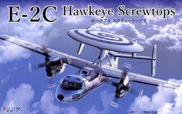 E-2C Hawkeye Screwtops 1/72 Fujimi - Airplanes