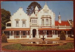 PRETORIA - South Africa - Melrose House - Historical Museum - Peace Treaty Anglo-Boer War 1902 Nv - Sud Africa