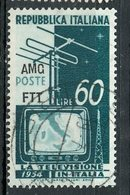 Italy (Trieste) 1953 60 L Television Screen Issue #197 - 7. Trieste