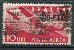Italy (Trieste) 1945 10 L Air Mail Issue #C4 - 7. Trieste