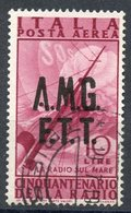 Italy (Trieste) 1947 10 L Air Mail Issue #C8 - 7. Trieste